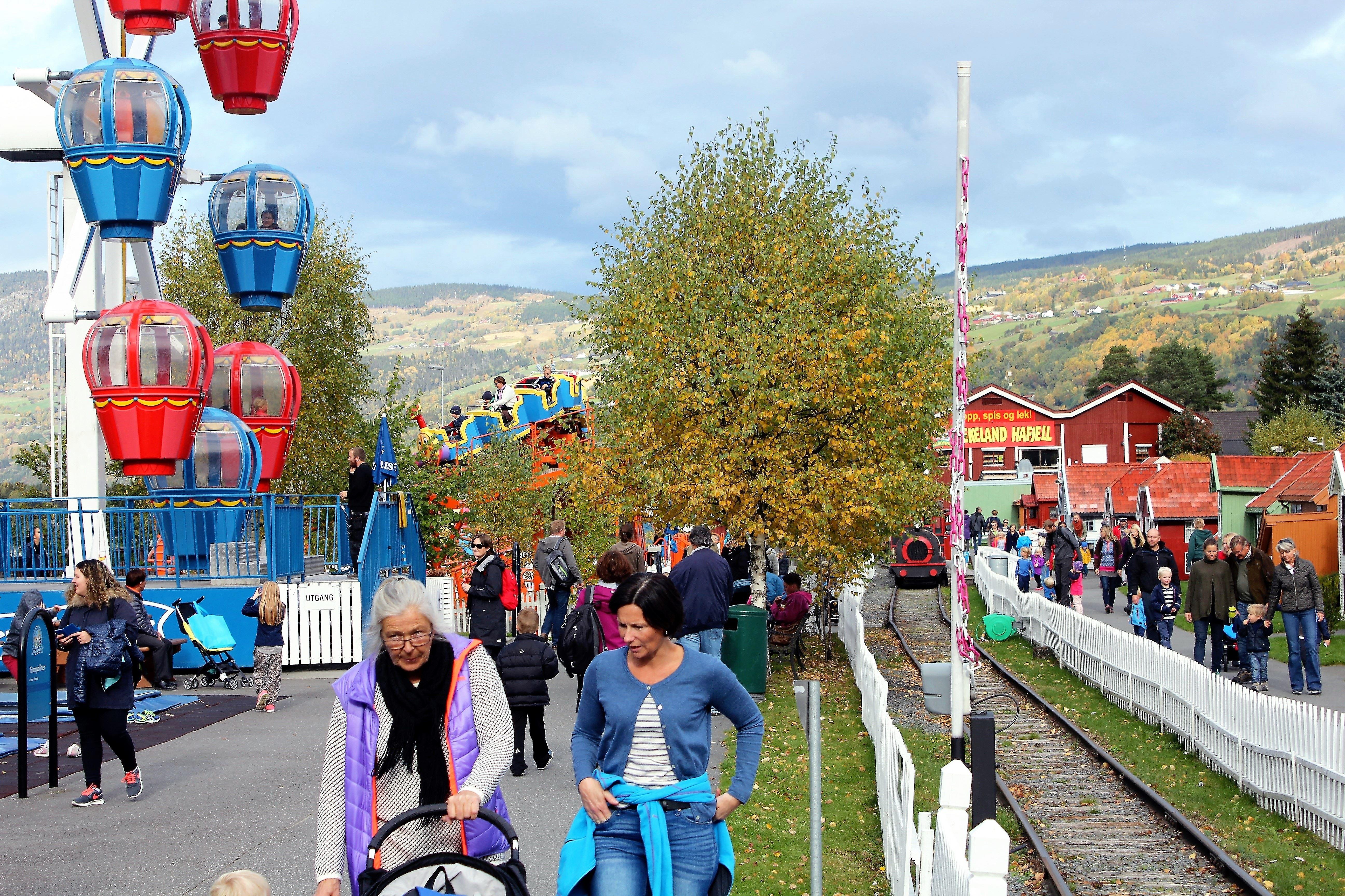 Autumn holiday in Hafjell