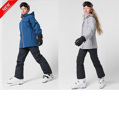 Children ski wear - from 8 years old