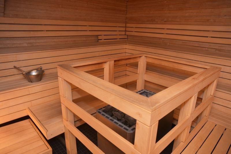 Vesijärven satama | Sibeliustalon Finlandia-sauna