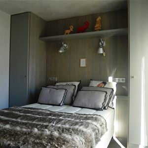 2 rooms 3 people / TARINE (Mountain of Dream)