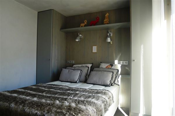 2 rooms 3 people / TARINE (Mountain of Dream)