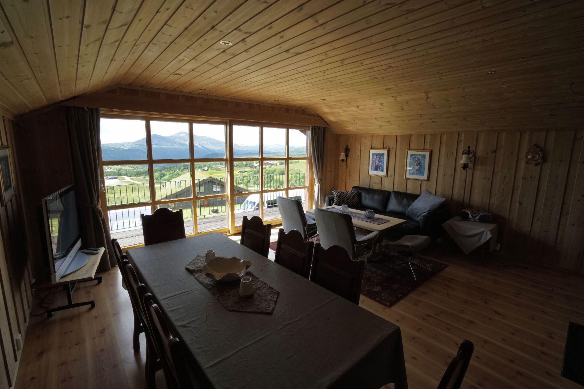 Erland Husom,  © Nasjonalparkriket, Leilighet Haukliseter Rondane
