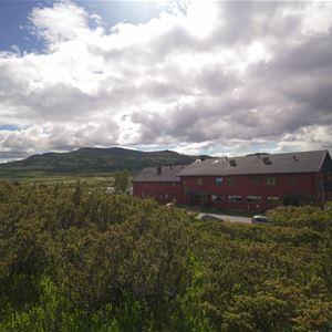 Erland Husom,  © Nasjonalparkriket, Haukliseter Rondane