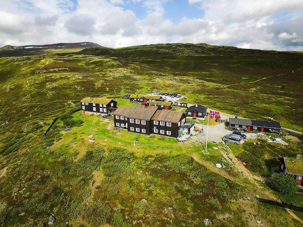 Grimsdalshytta Tourist Lodge
