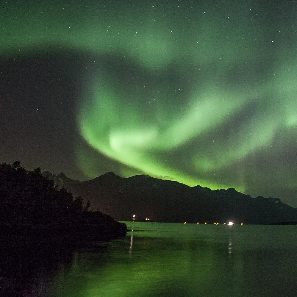 Aurora 101 – Departure from Tromsø