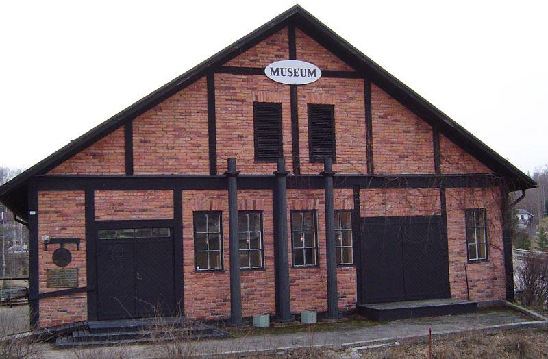 Filmkväll på Bergviks Industrimuseum