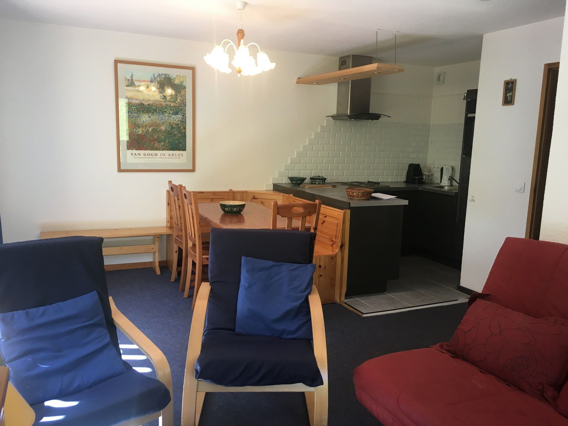 3 Rooms 6 Pers ski-in ski-out / BIOLLEY 33