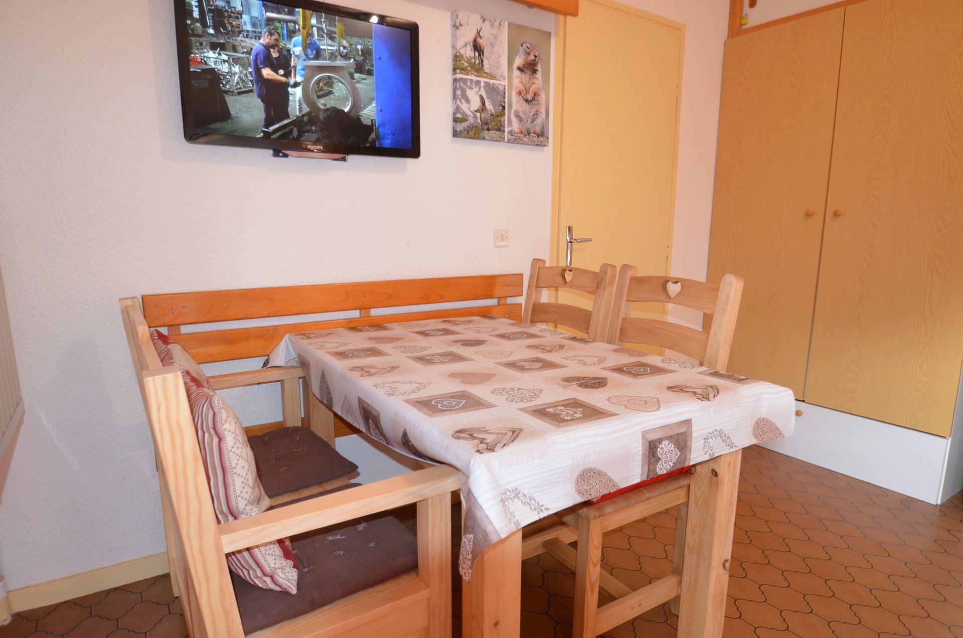 2 Rooms 4 Pers ski-in ski-out / JETAY 113