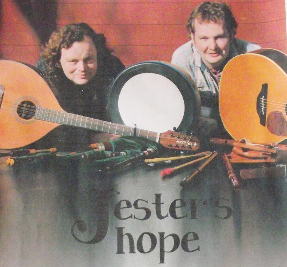Musikkväll - Jester's Hope - The Tea Room