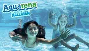 Badhusdisco på  Aquarena
