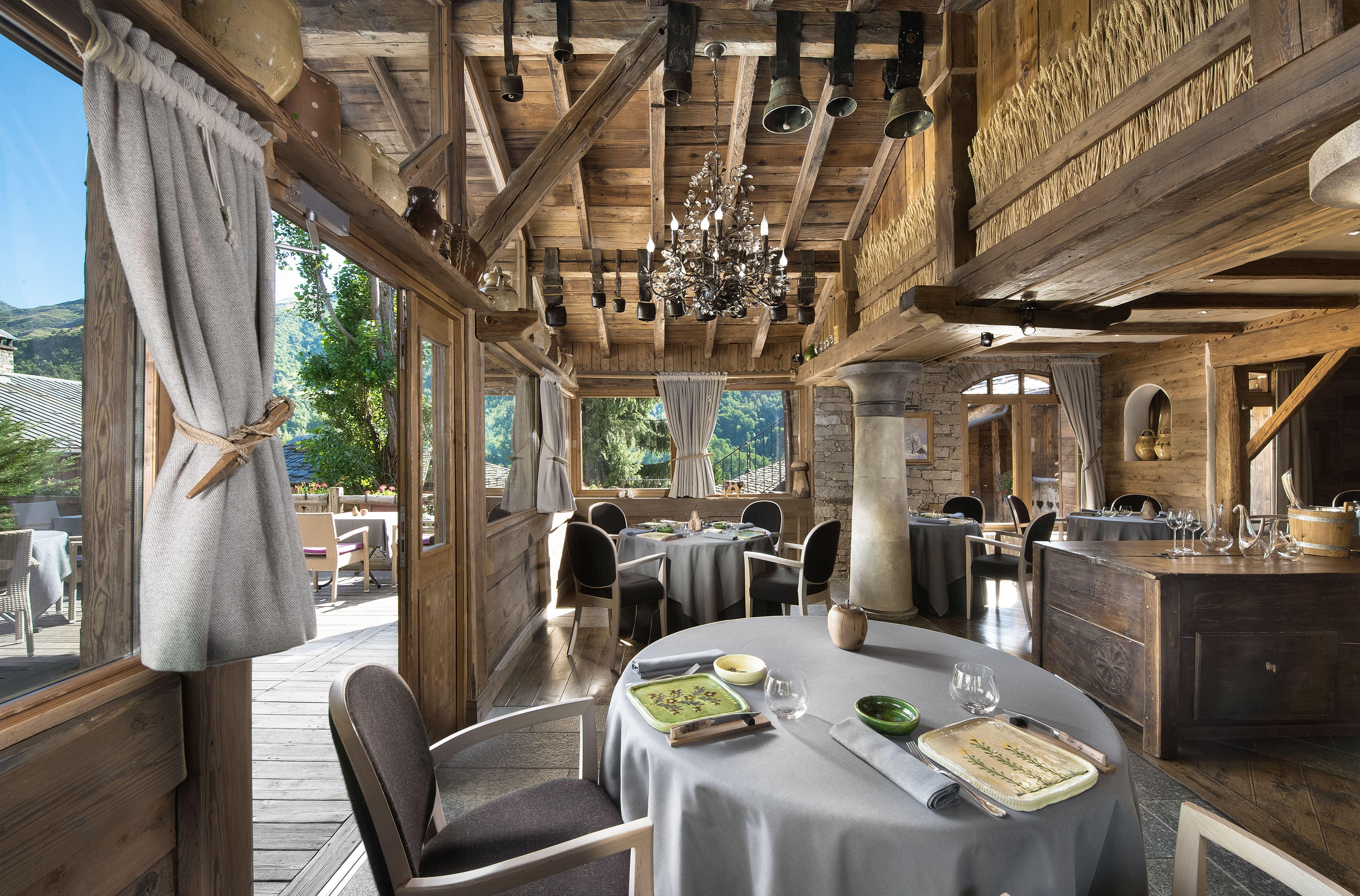 HOTEL LA BOUITTE***** - Relais & Châteaux (4,5 Snowflakes