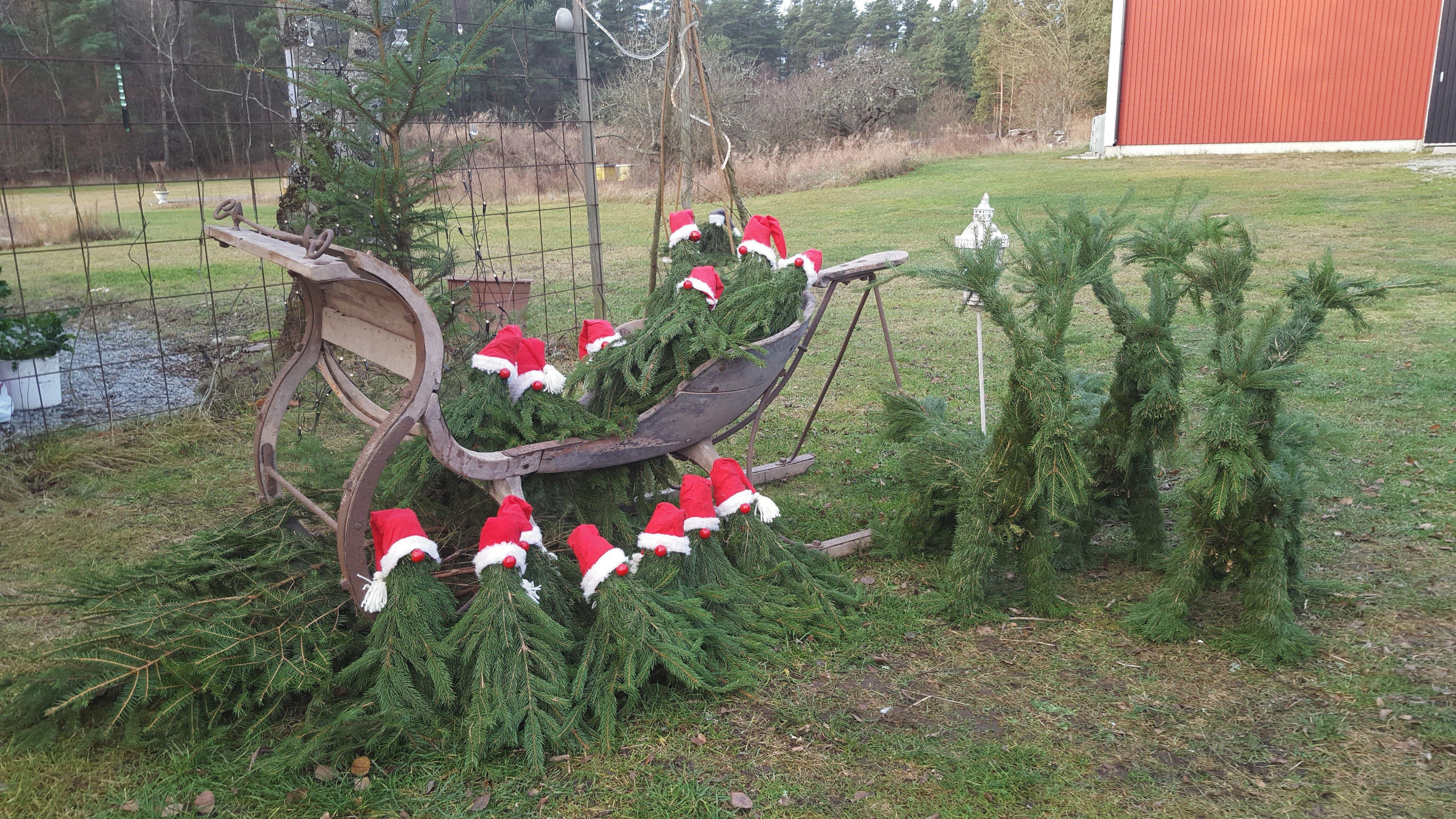 Jul och adventsmys på LindbyBoden