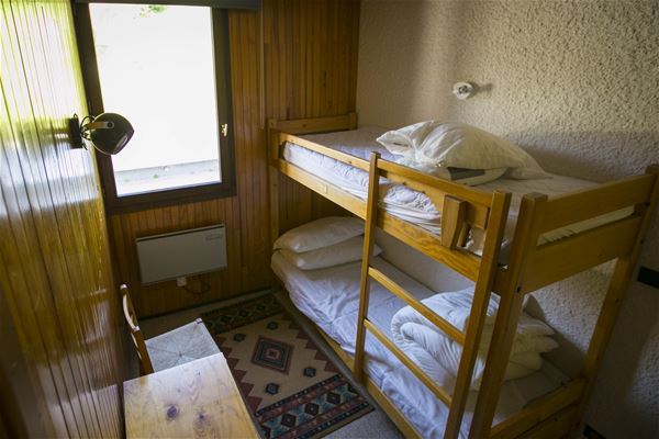 2 rooms 4 people / LA RESERVE R02 (mountain of charm)