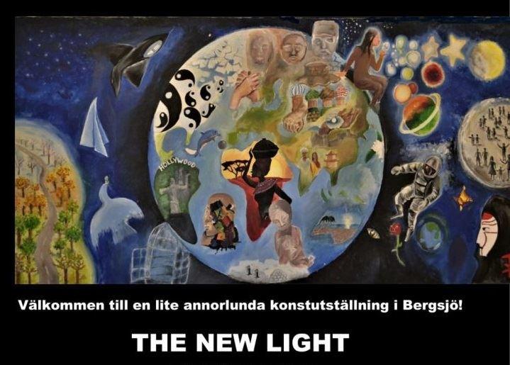 Utställning - The New Light