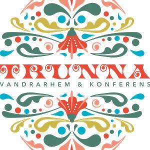 Logo av Trunna Vandrarhem och konferens.