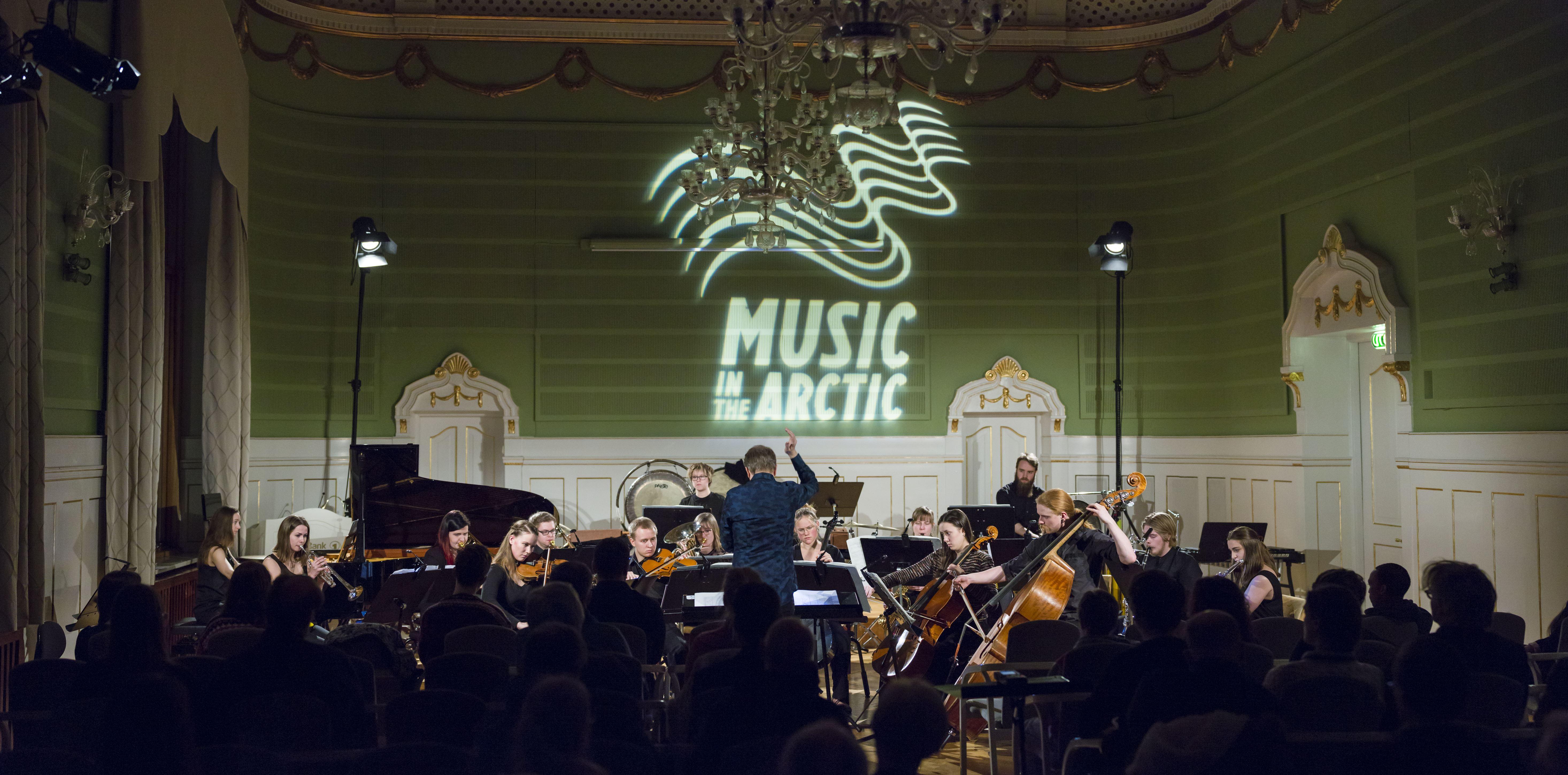 Nordlysfestivalen-Marius Fiskum, Nordlysfestivalen
