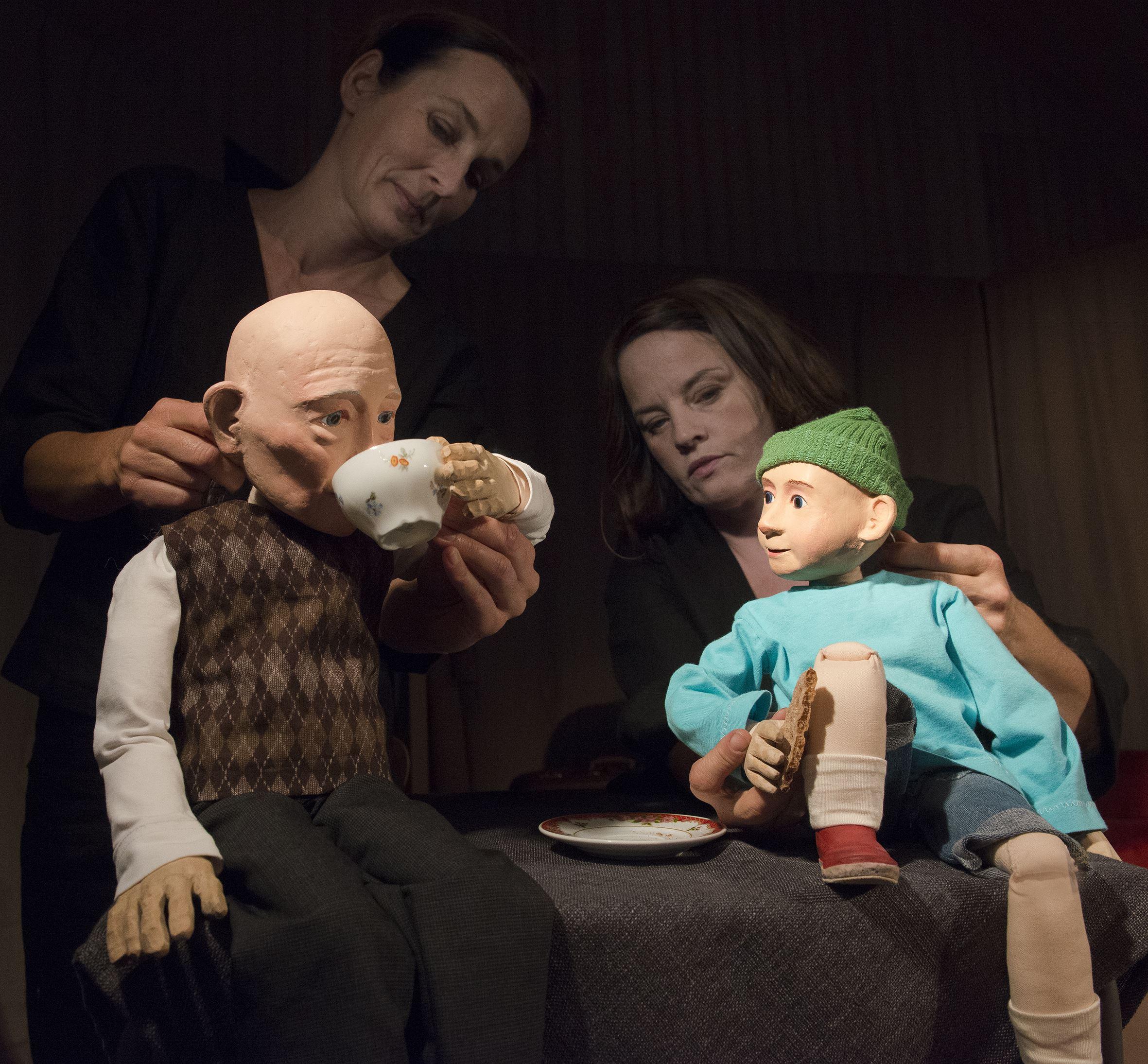 Vilken ålder! Teaterföreställning med Ölands dramatiska teater på Äppelvägen Färjestaden