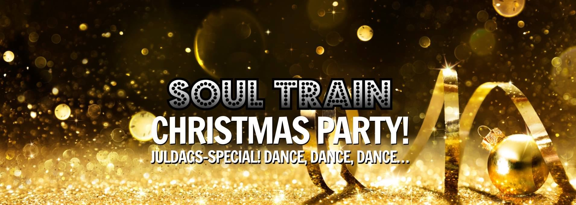 Soul Train Christmas Weekend Party