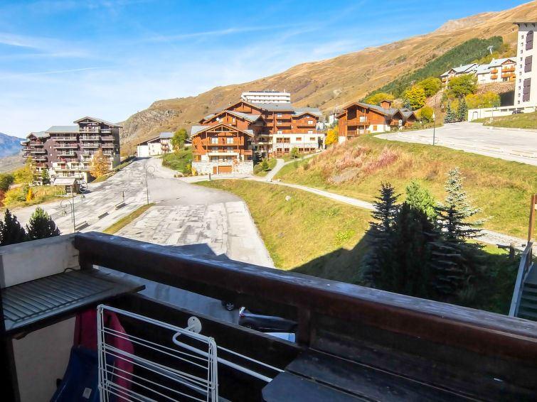 3 Pers Studio ski-in ski-out / SARVAN 625