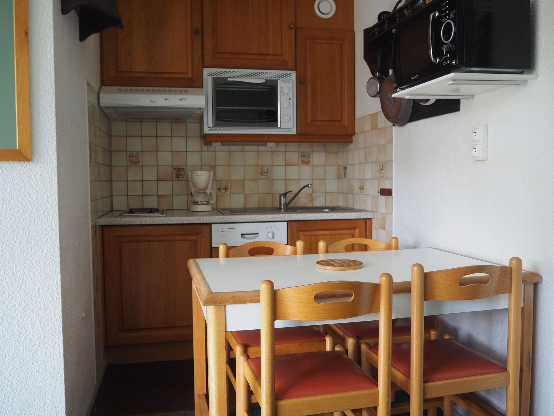 2 Rooms 4 Pers 150m from the slopes / MEDIAN 202