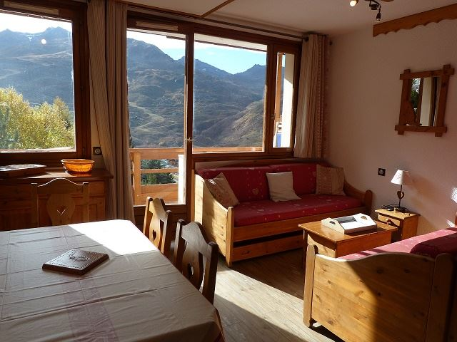 2 Room 6 Pers ski-in ski-out / BOEDETTE A 604