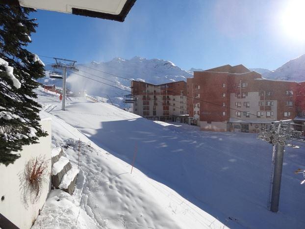 Studio 2 Pers ski-in-ski-out / Carlines I 6