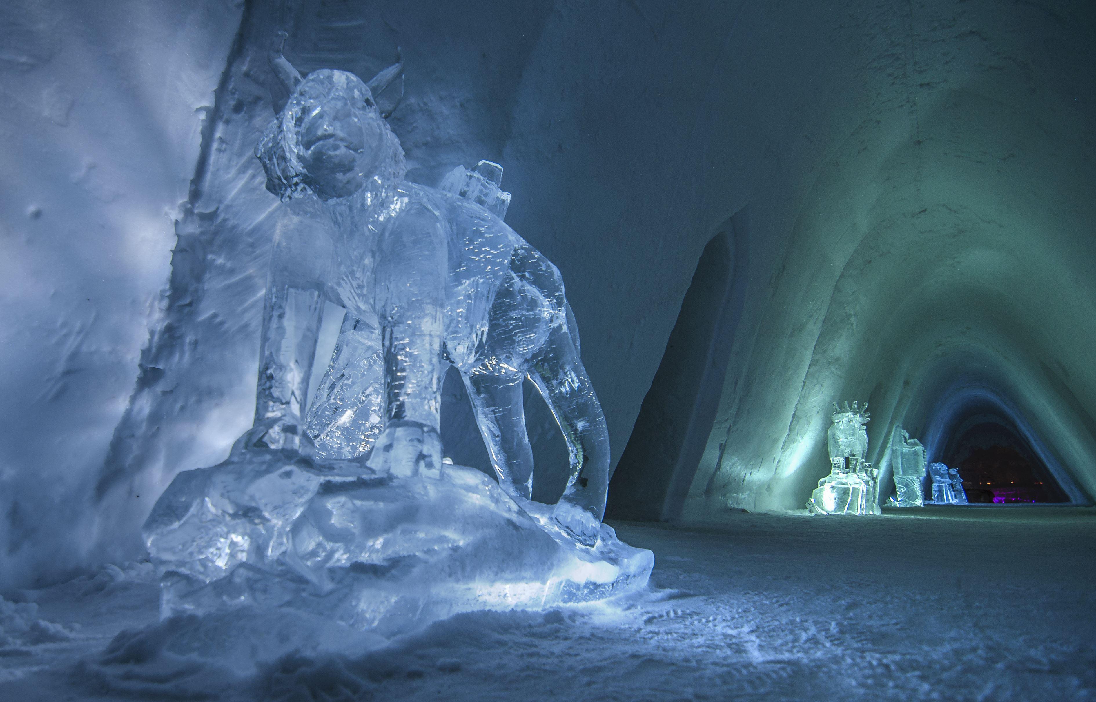 Tromsø Ice Domes - Destination Tromsø