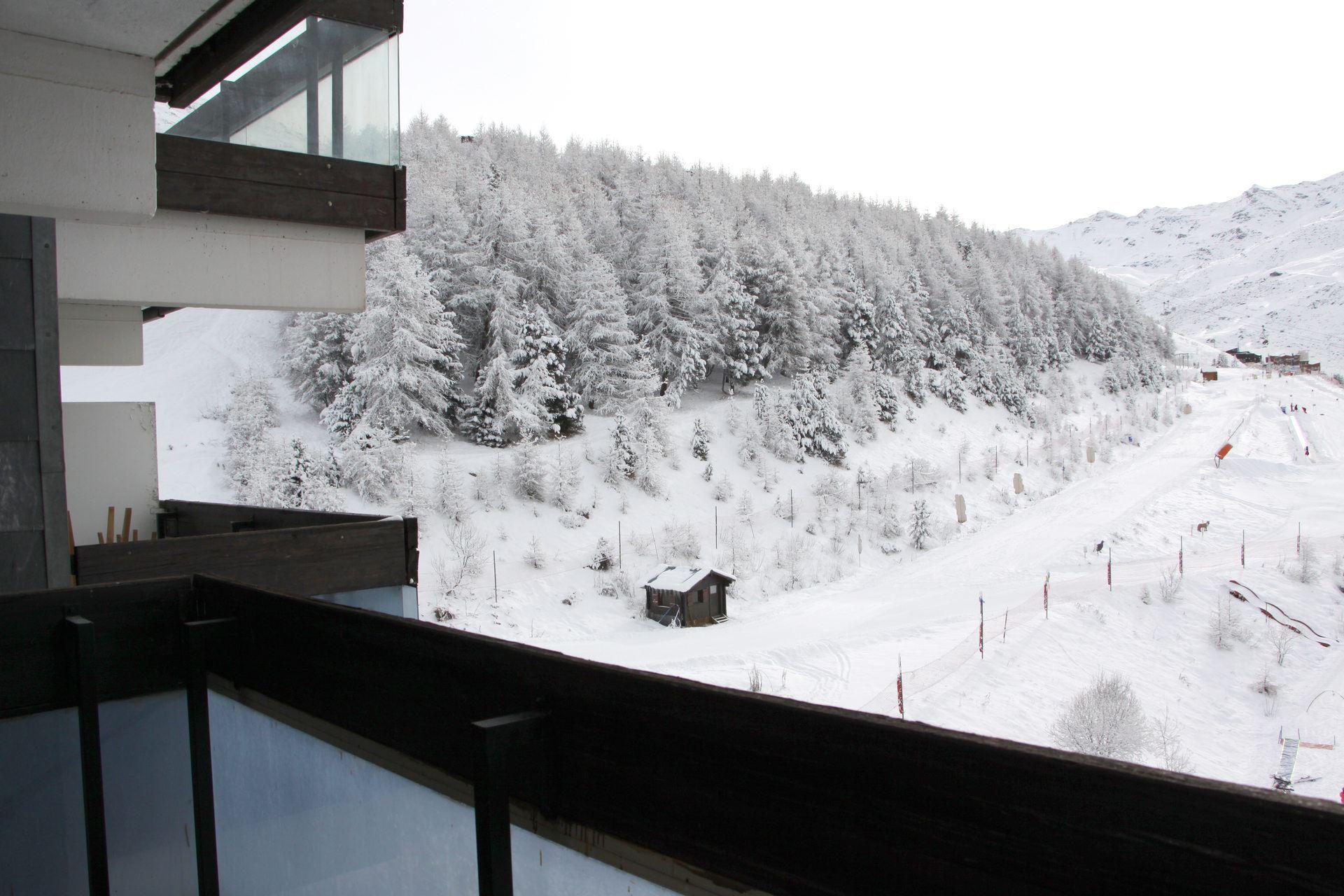 2 Pers Studio ski-in ski-out / DORONS 602