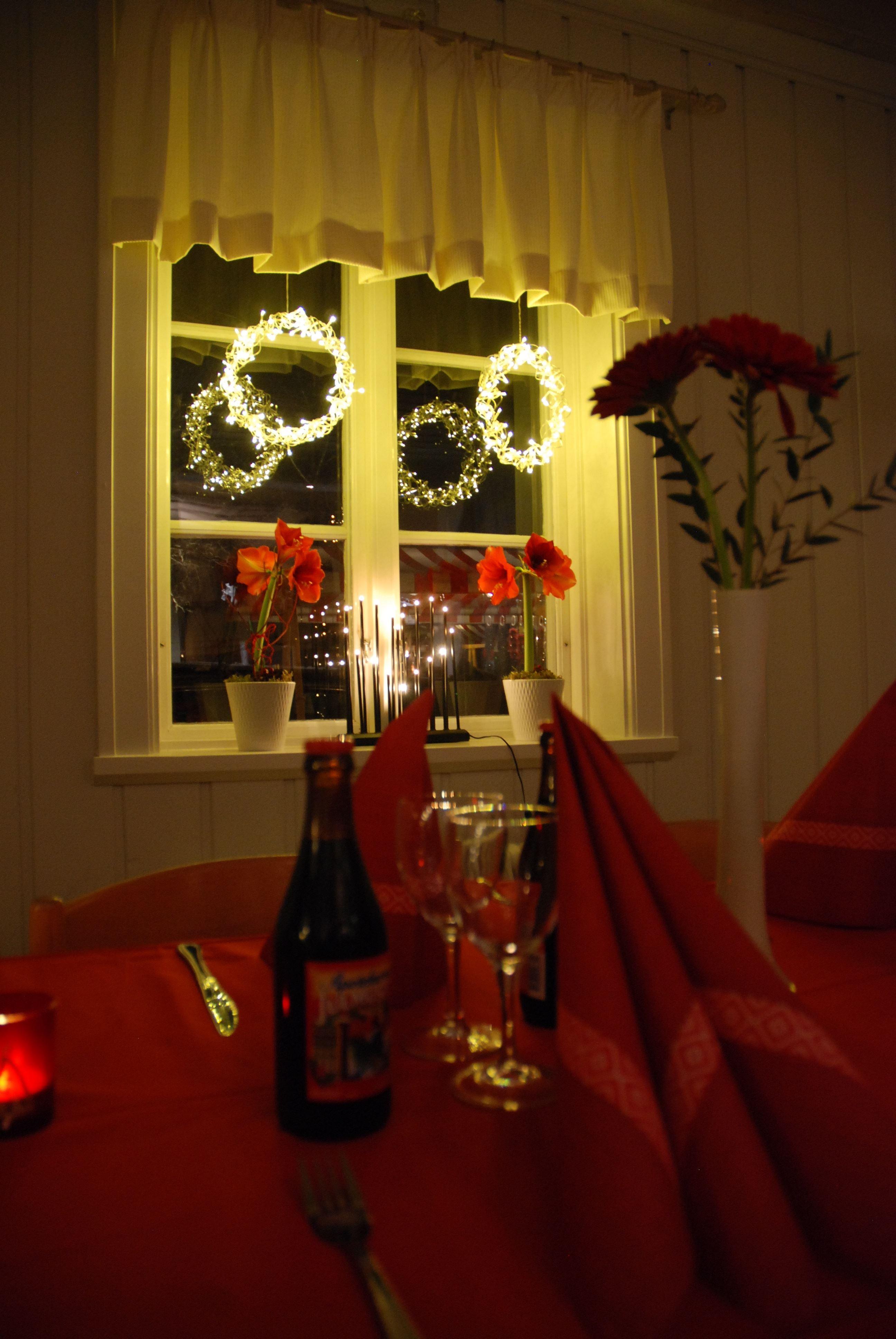 Jul på Strömbäck - julbord