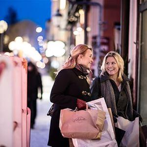 Foto: Sandra Lee Petersson,  © Copy: Visit Östersund, INSTÄLLT Tomtenatta - julshopping