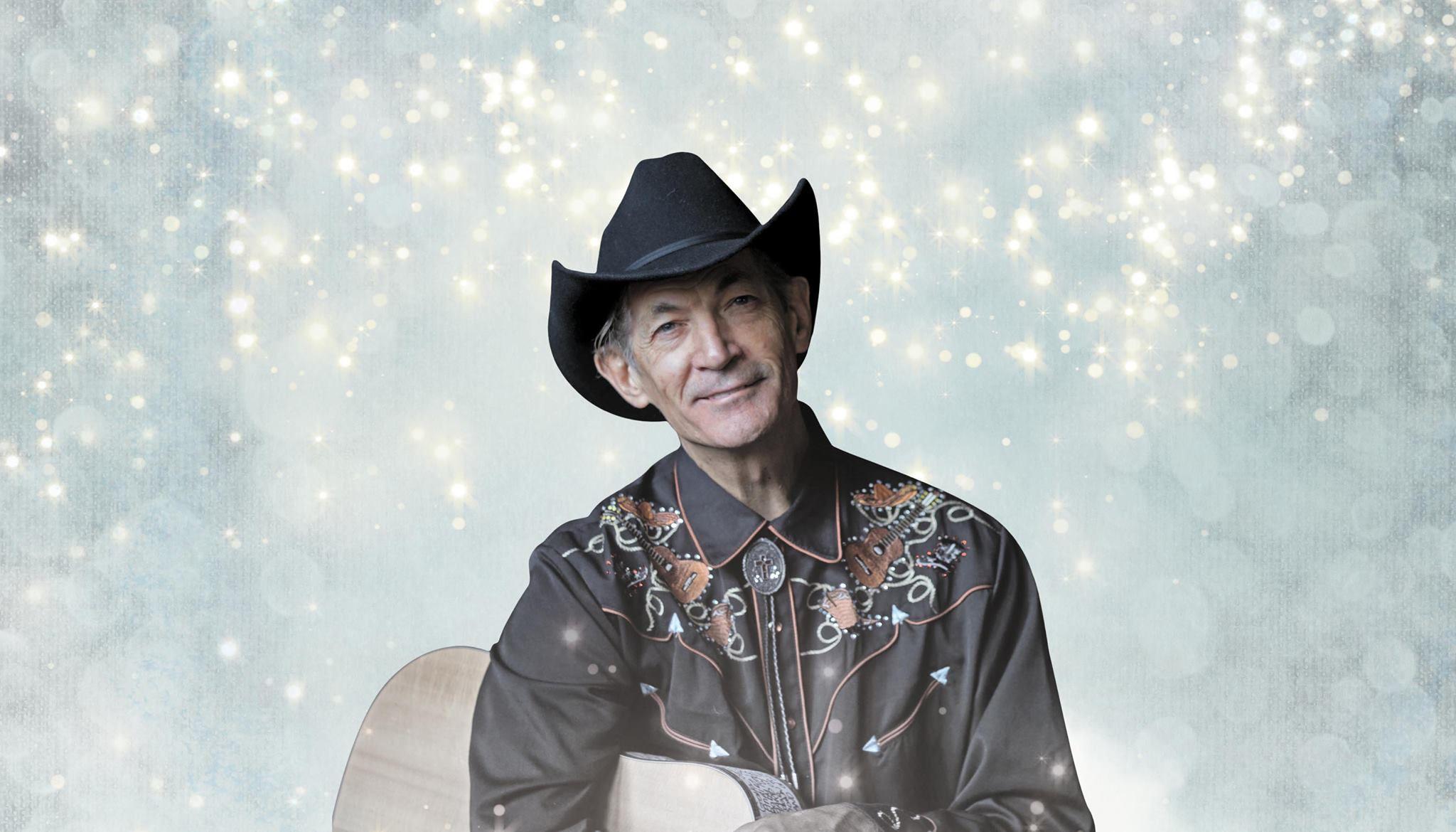 Konsert - Doug Seegers; Give it away Christmas tour