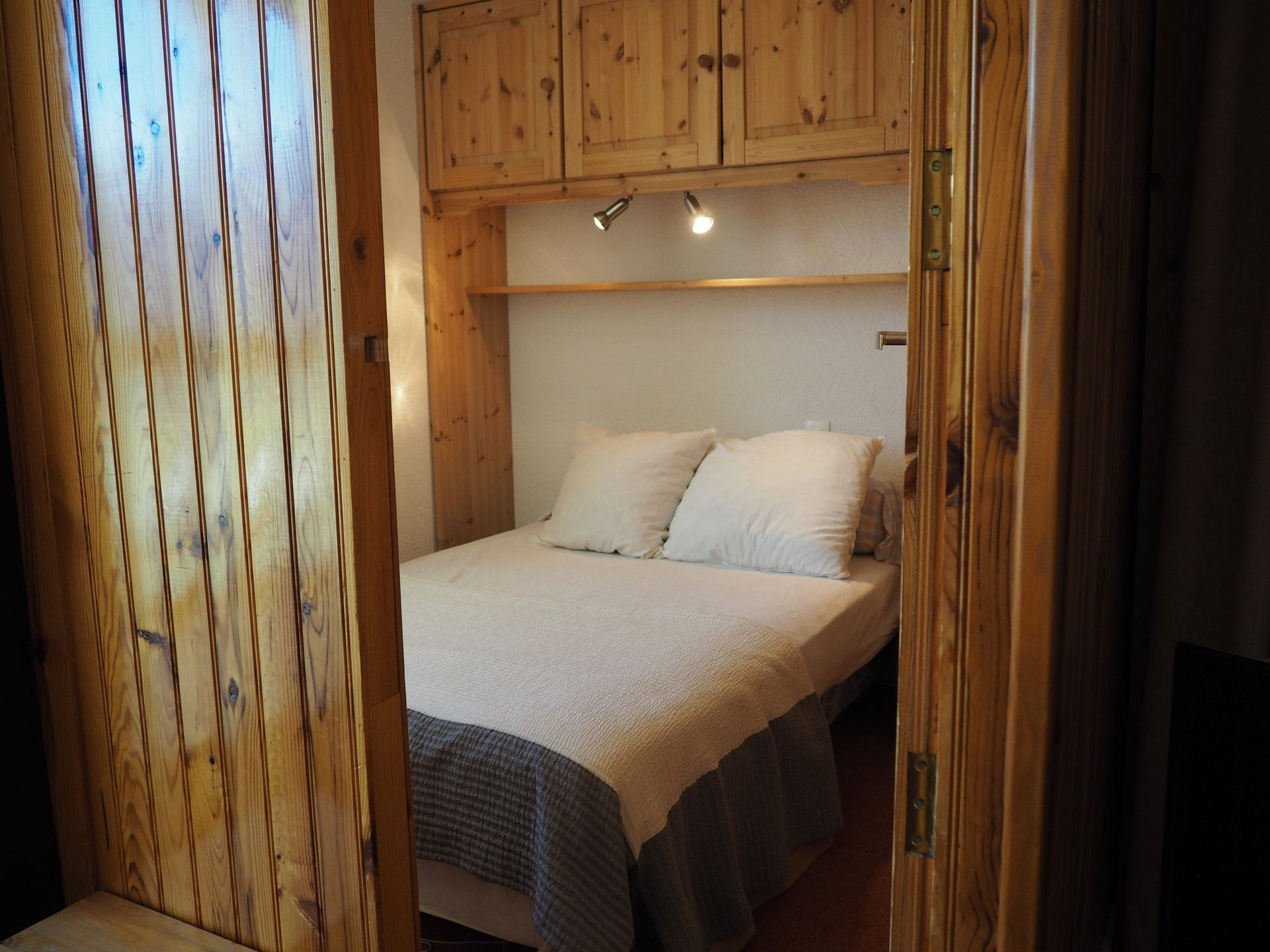 2 Rooms 5 Pers ski-in ski-out / ARMOISE 11