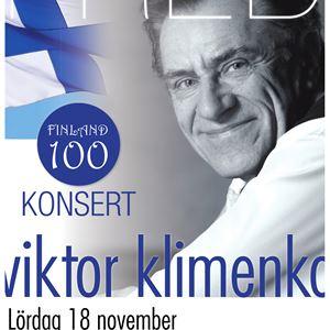 Konsert med Viktor Klimenko
