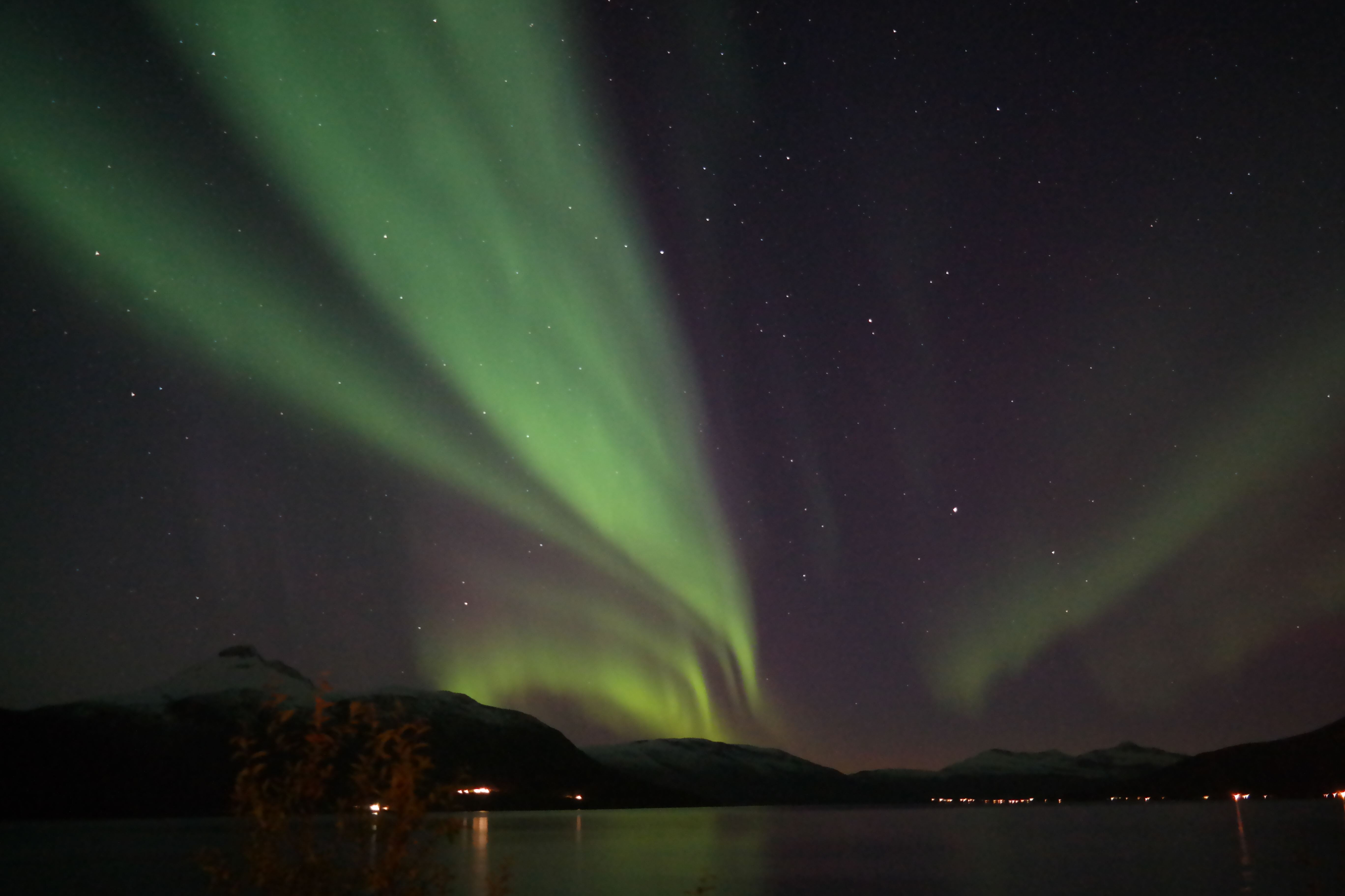 Northern Light Chase - Arctic Event Balsfjord