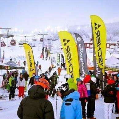 Åre Ski Test Weekend
