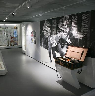 Pääsylippu Lahden Hiihtomuseoon