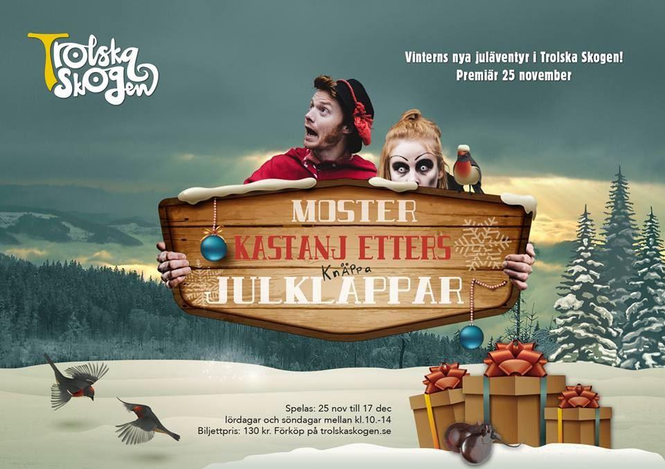 Julsaga – Moster Kastanj Etters knäppa julklappar