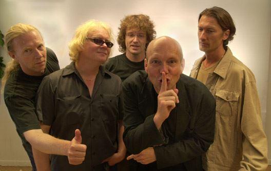 Sten Sax Påse samt Kylans Rockorkester