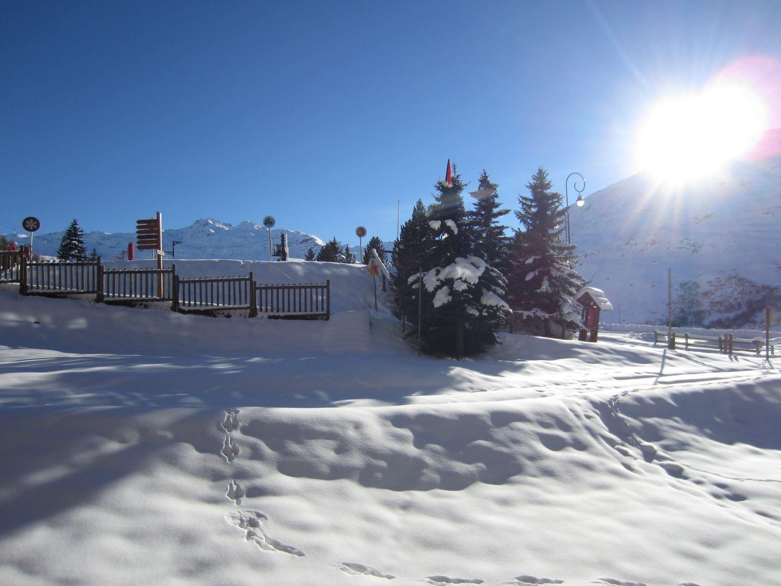 Studio 3 Pers ski-in-ski-out / Burons R06