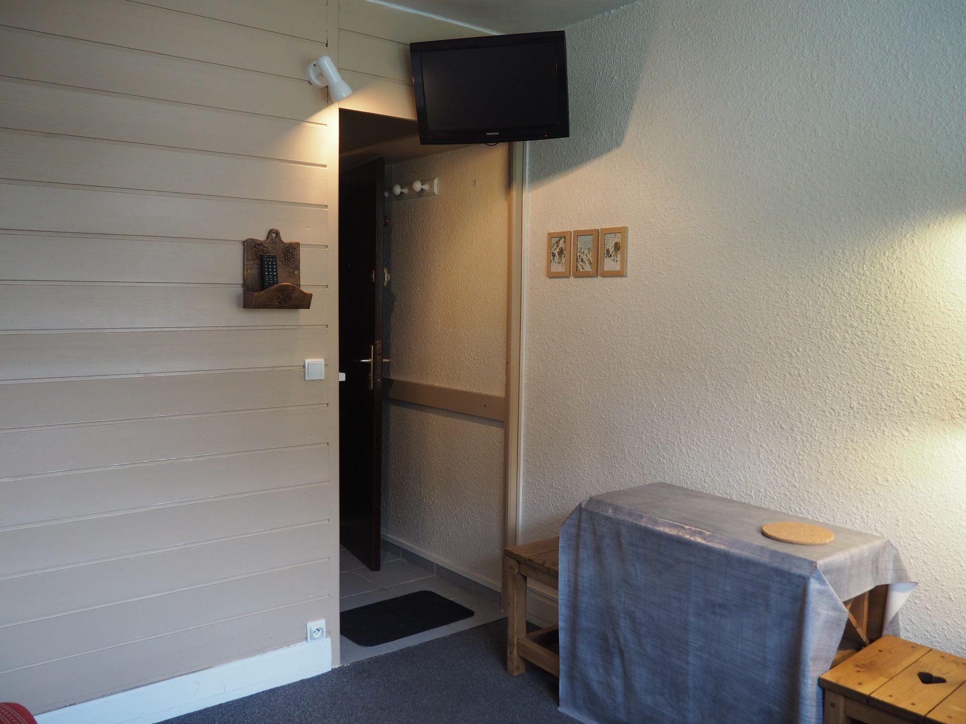 Studio 2 Pers pied des pistes / Belledonne 24