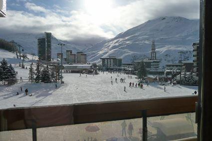 Studio 4 Pers ski au pied / CHAVIERE 116