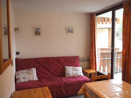 2 Rooms 4 Pers ski-in ski-out / Ski Soleil 2707
