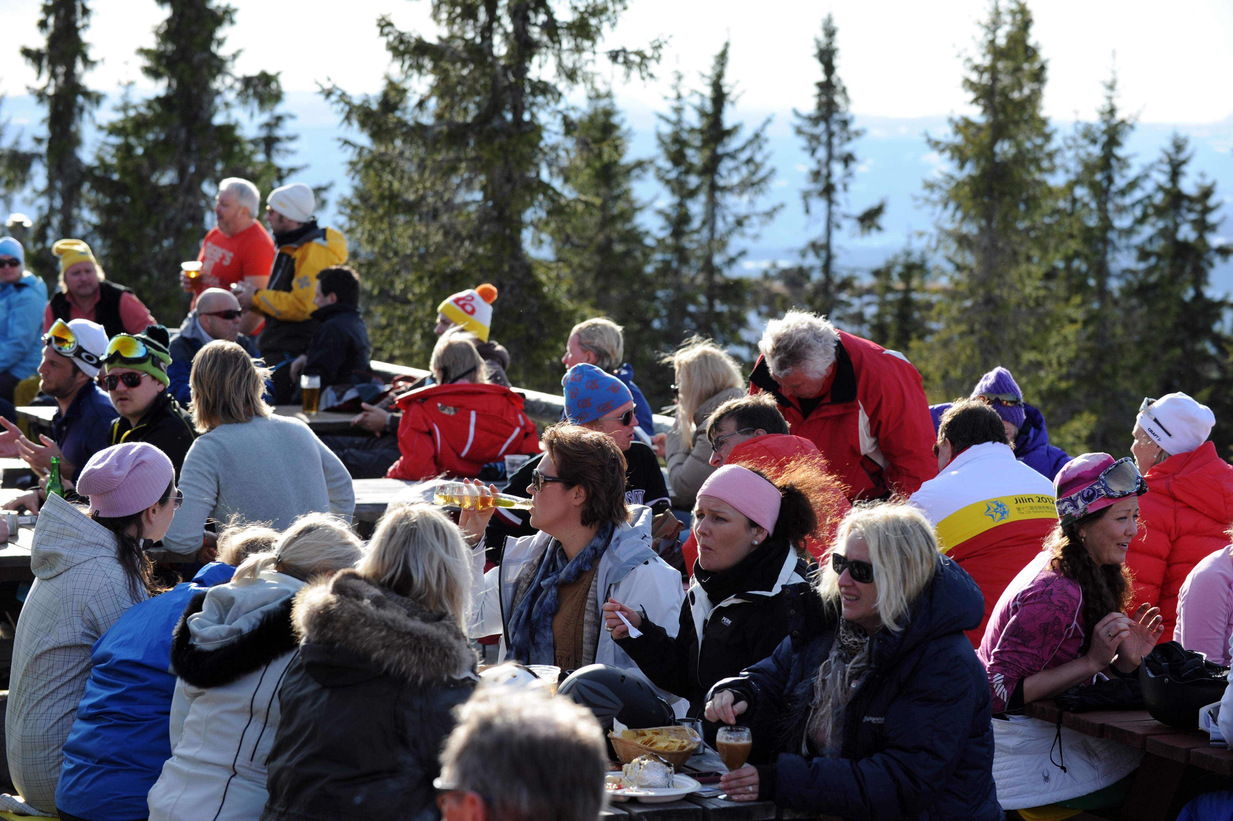 Esben Haakenstad, Hafjell Alpinsenter