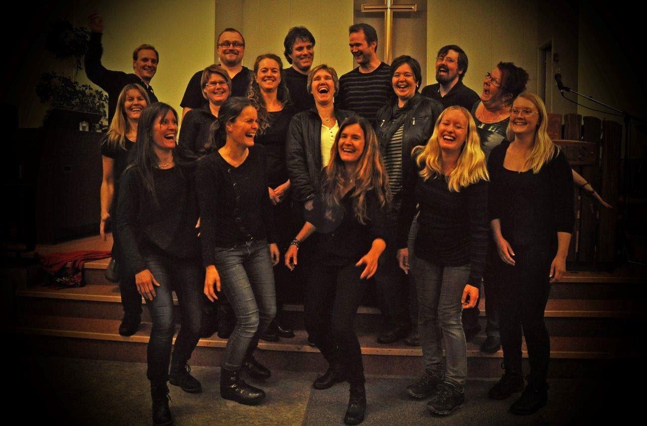 Jul-gospel på Fica, Bayhill Center