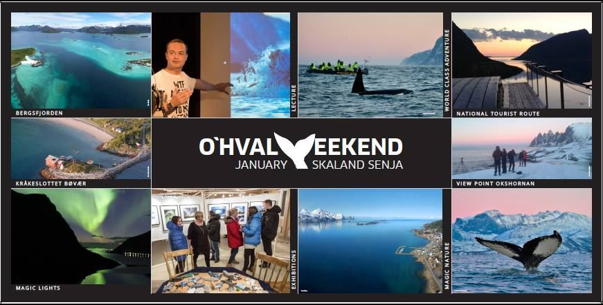 O'Hvalweekend 2018