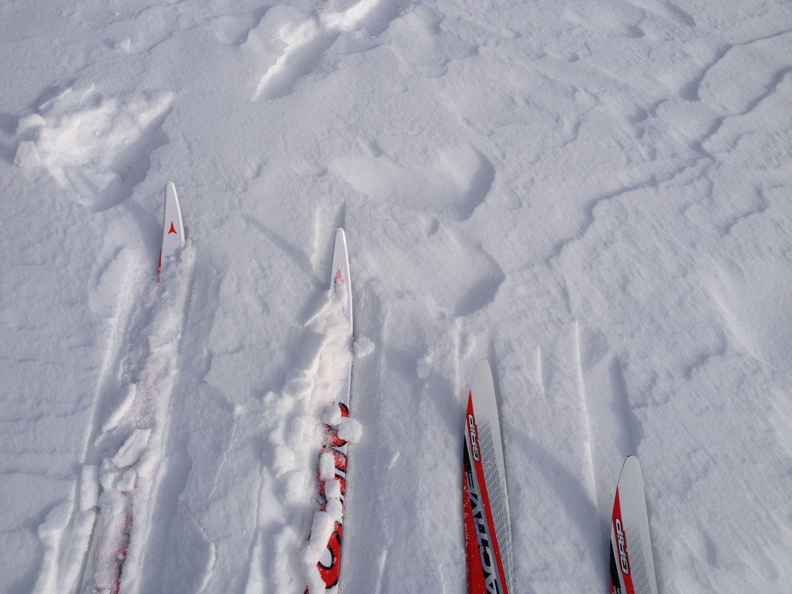 Nydala längdskidor