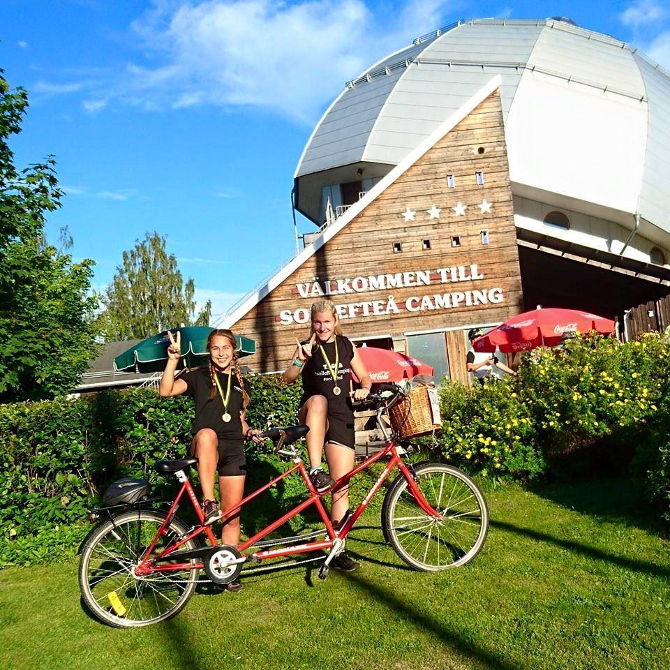 Sollefteå Camping cykeluthyrning