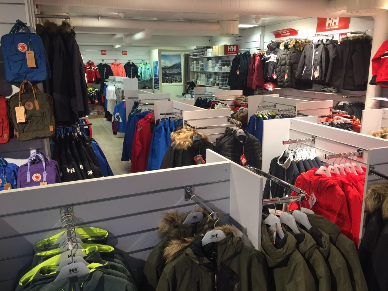 Nansen Outdoor Store Tromsø AS