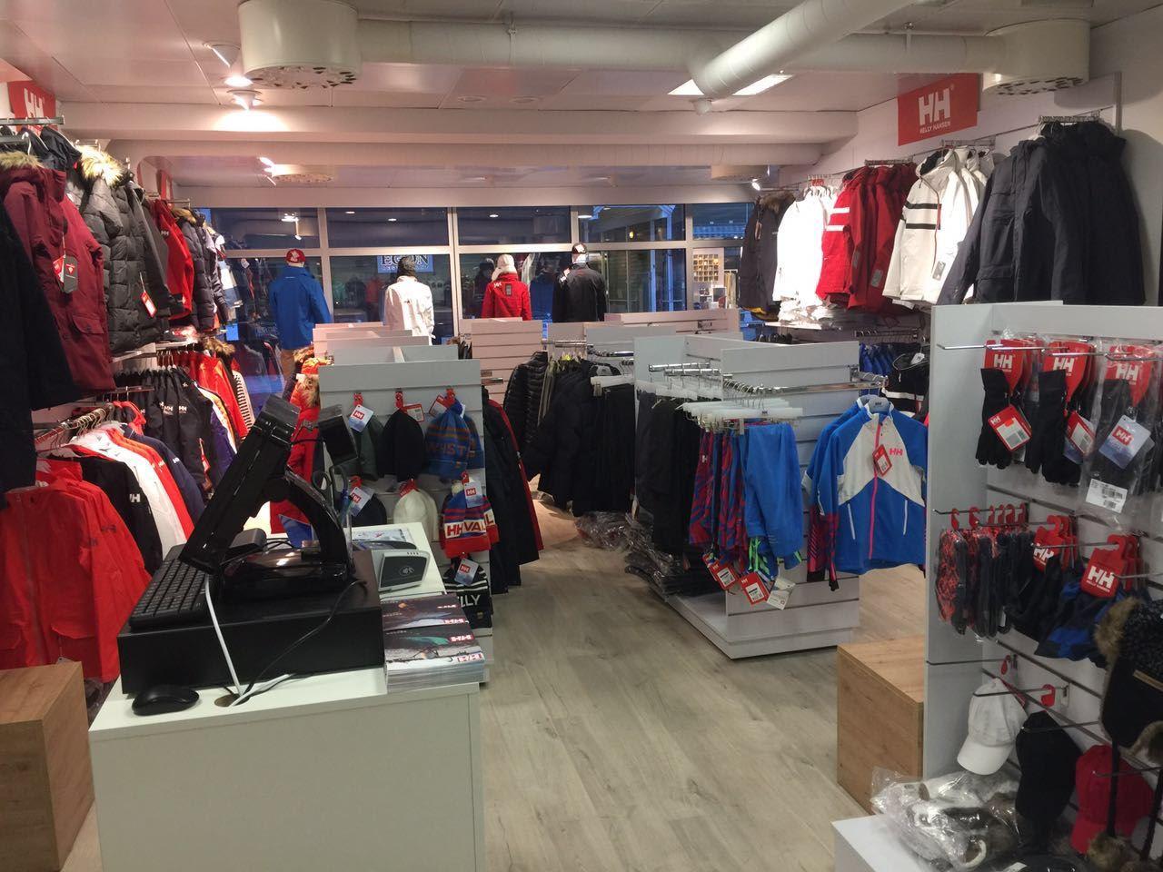 Nansen Outdoor Store Tromsø AS