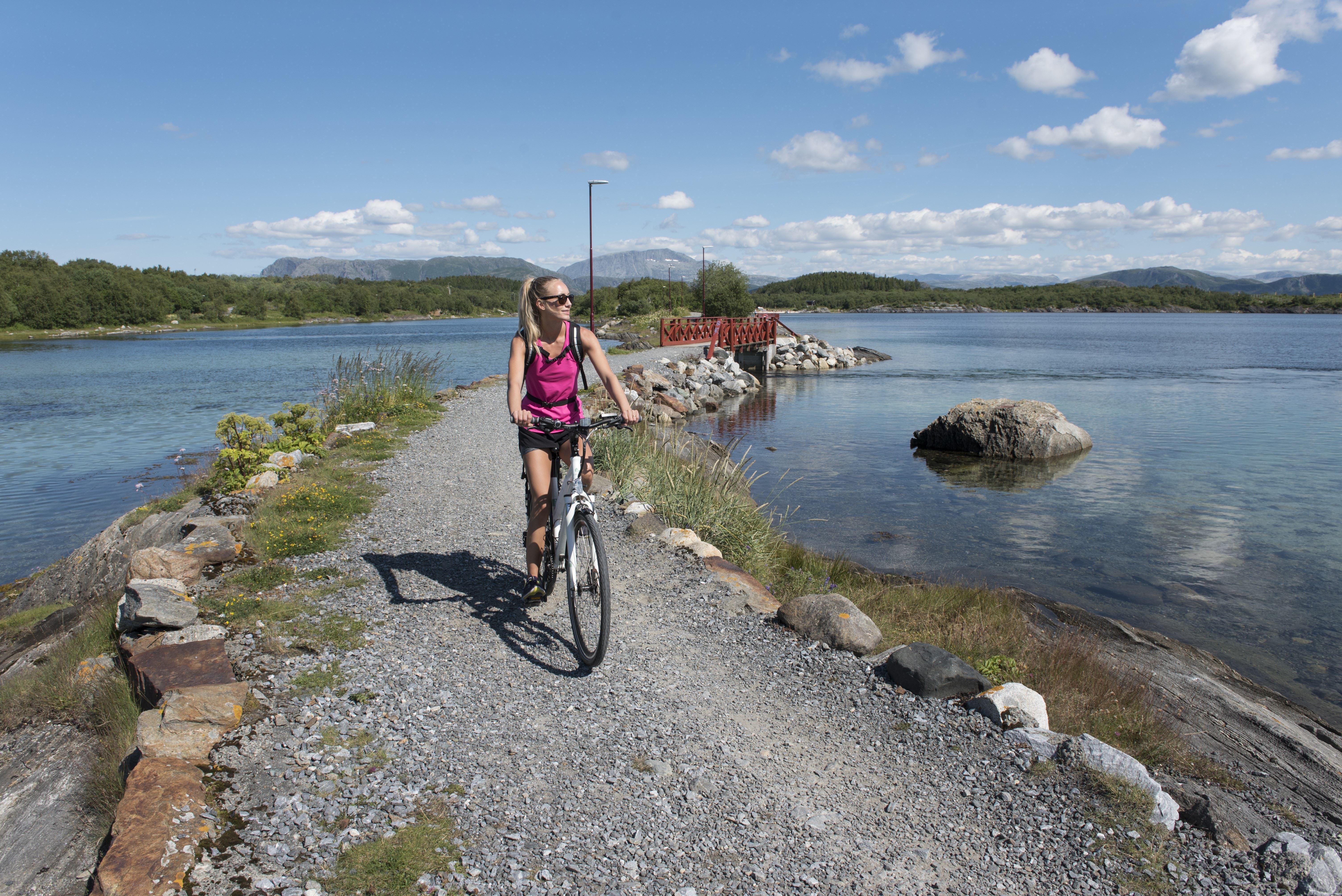 Bike Hire Brønnøysund